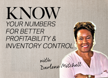 Know your numbers for better profitability & inventory control