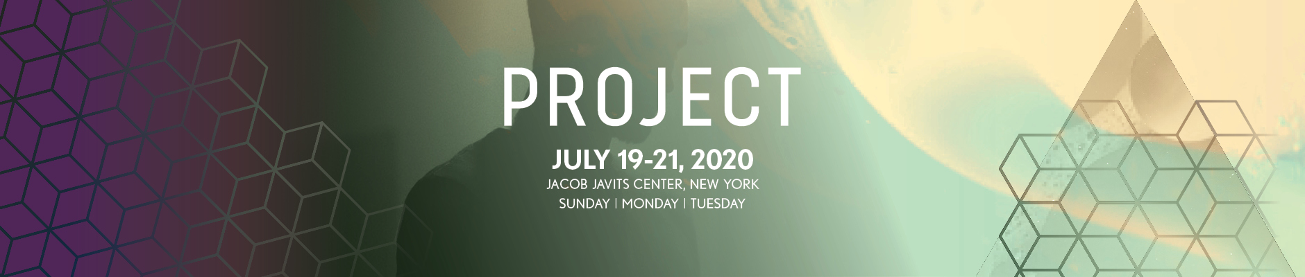 PROJECT New York Sponsors.  July 19-21, 2020. Jacob Javits Center, New York.